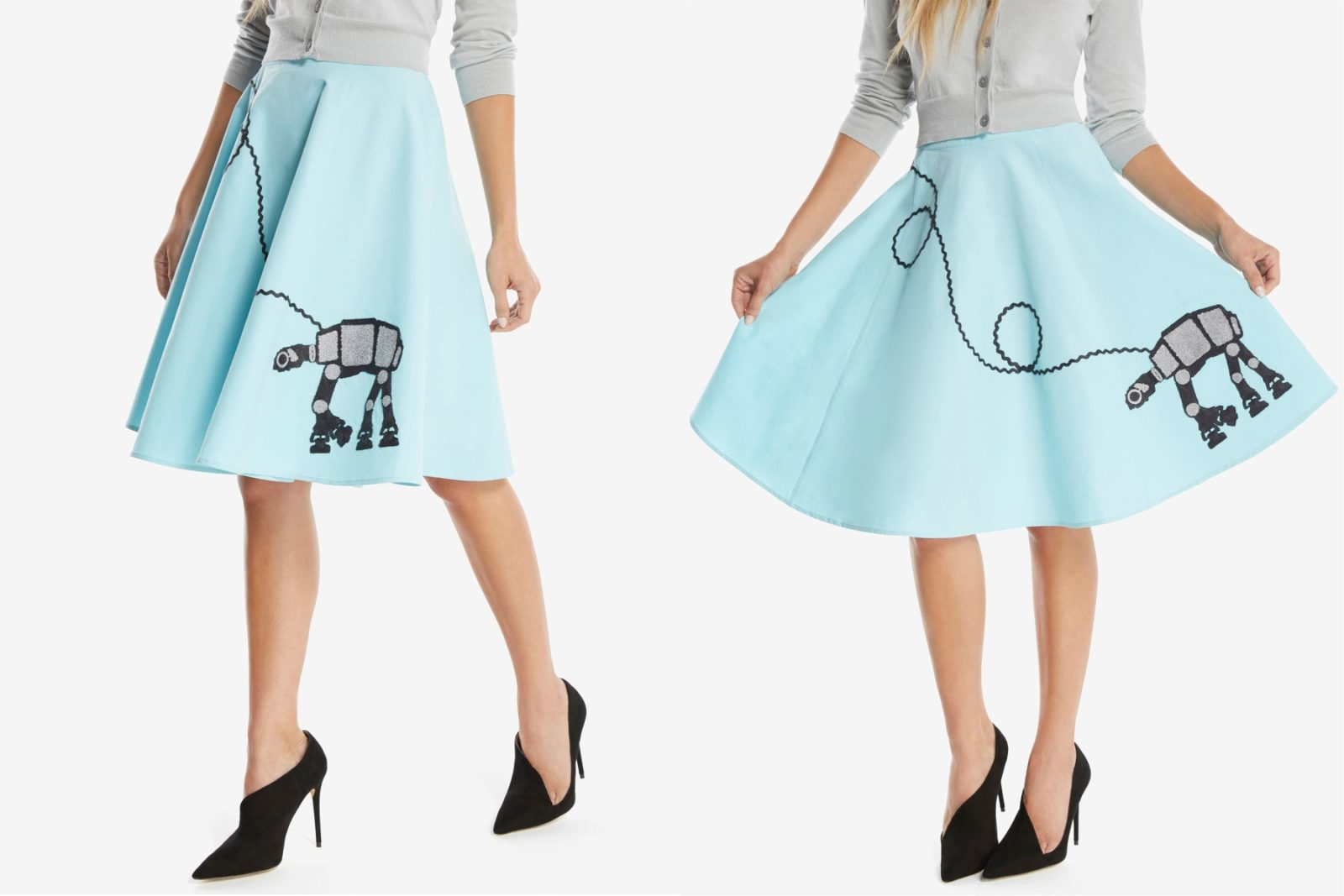 Women's Her Universe x Star Wars Imperial AT-AT skirt at Box Lunch