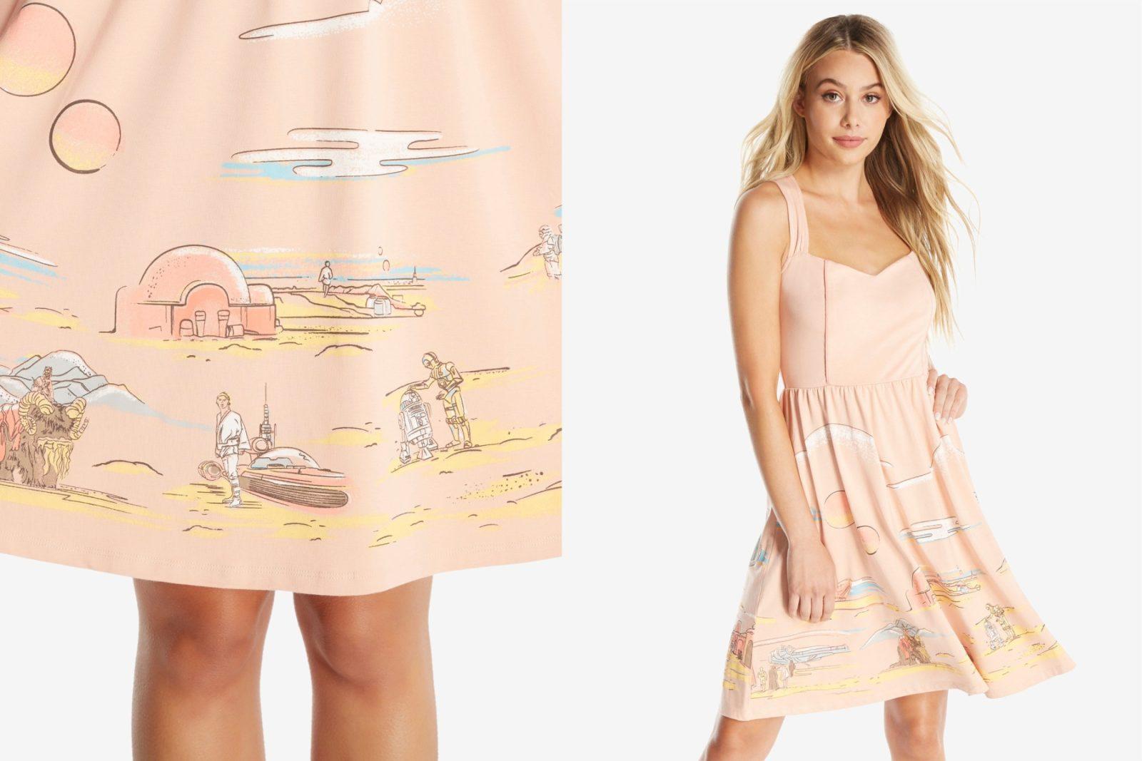 Her Universe x Star Wars Tatooine Dress