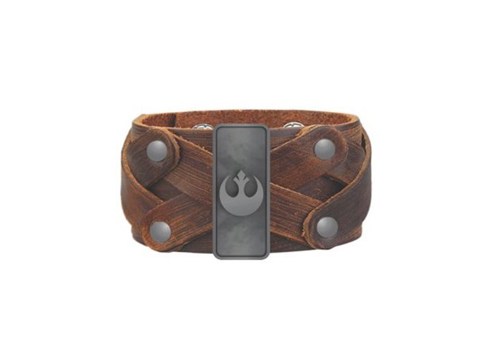 Bioworld x The Last Jedi Rebel Symbol Bracelet