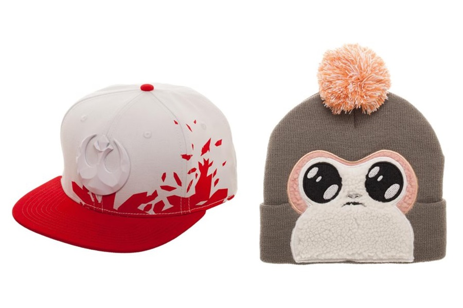 Bioworld x Star Wars The Last Jedi Hats