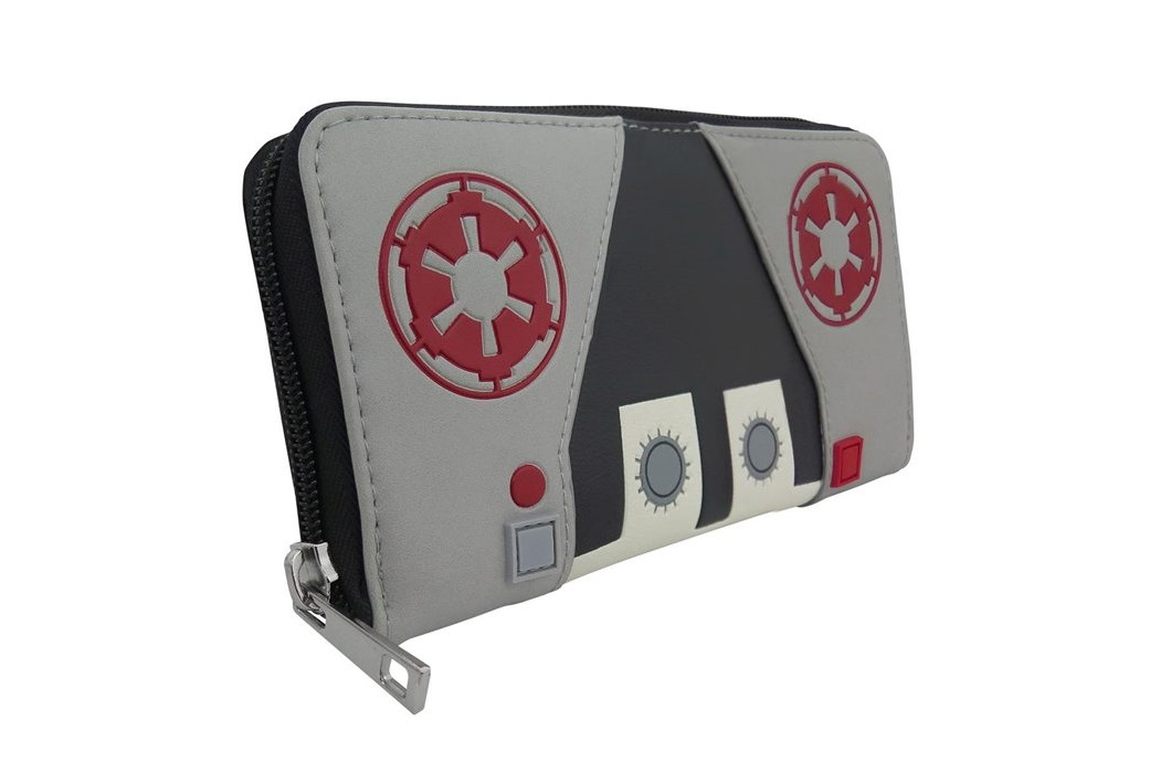 Bioworld AT-AT Driver Wallet at SuperHeroStuff