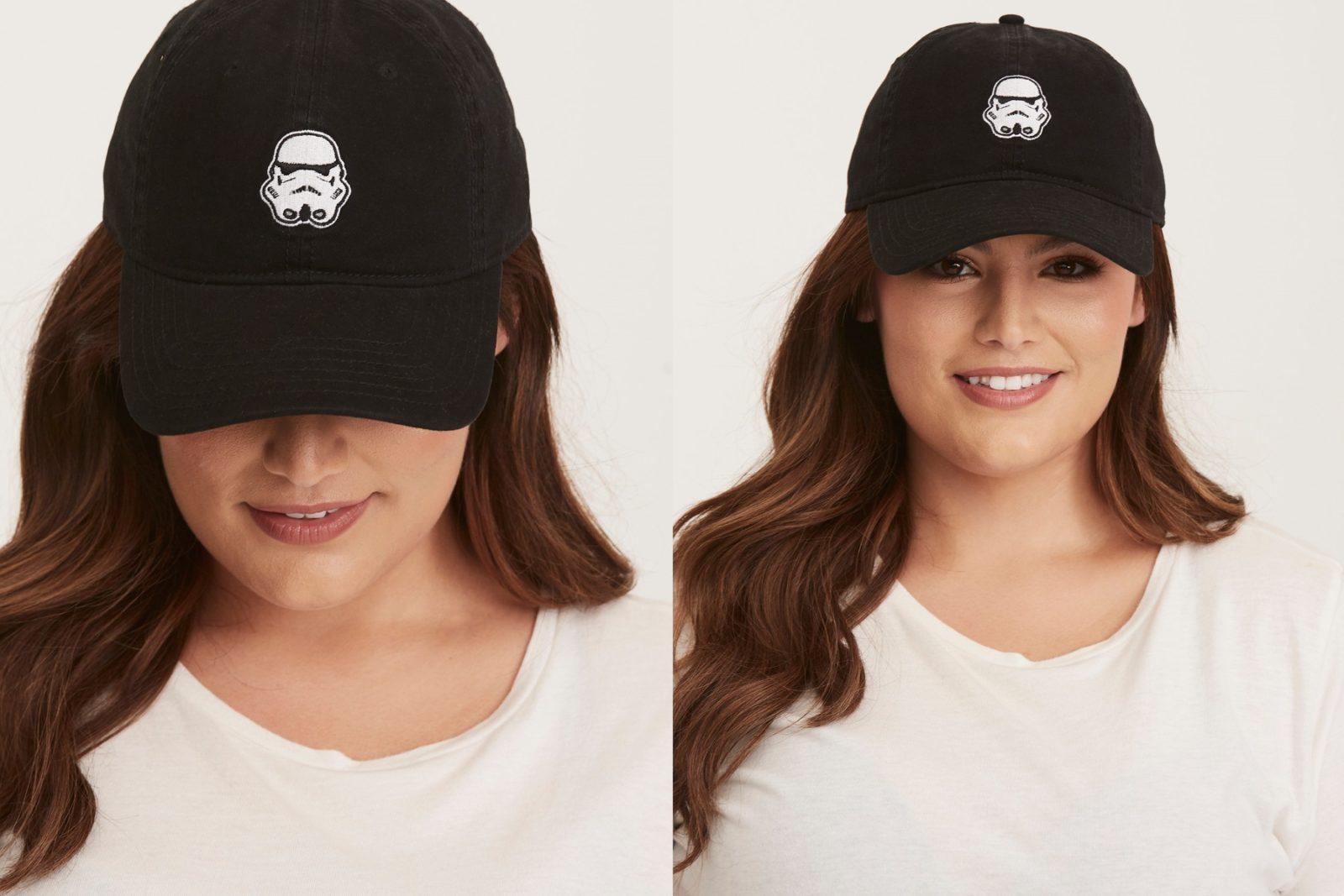 Women's Stormtrooper Baseball Cap at Torrid