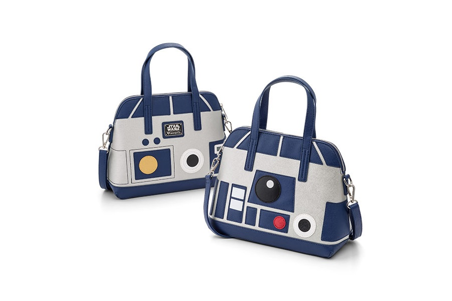 Loungefly R2-D2 Purse at ThinkGeek