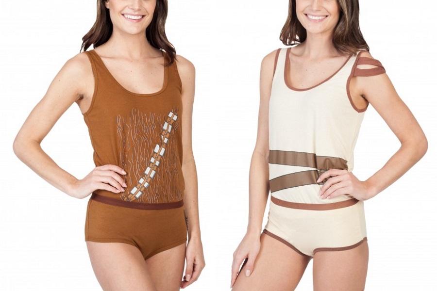 New Women's Star Wars Underoos Underwear