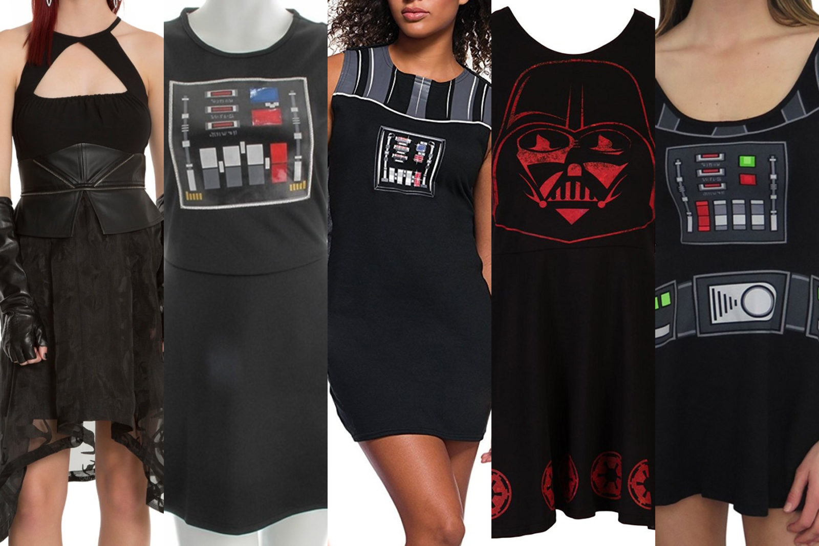 Leia's List – Darth Vader Themed Dresses
