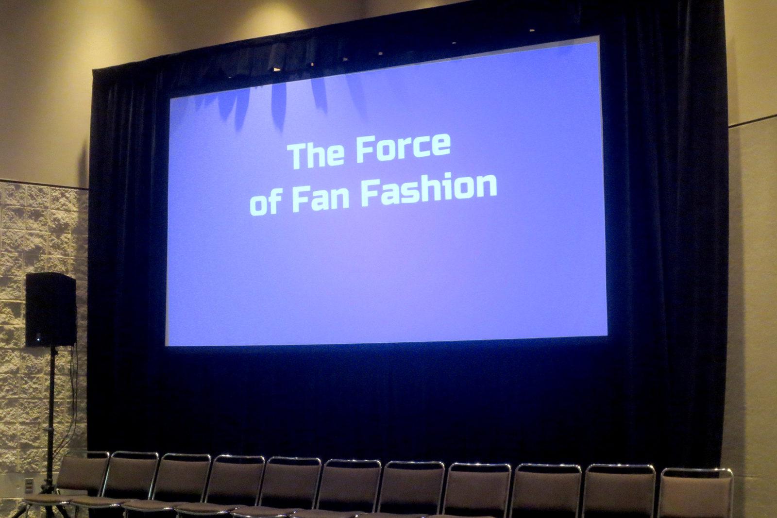 The Force Of Fan Fashion – SWCO Panel