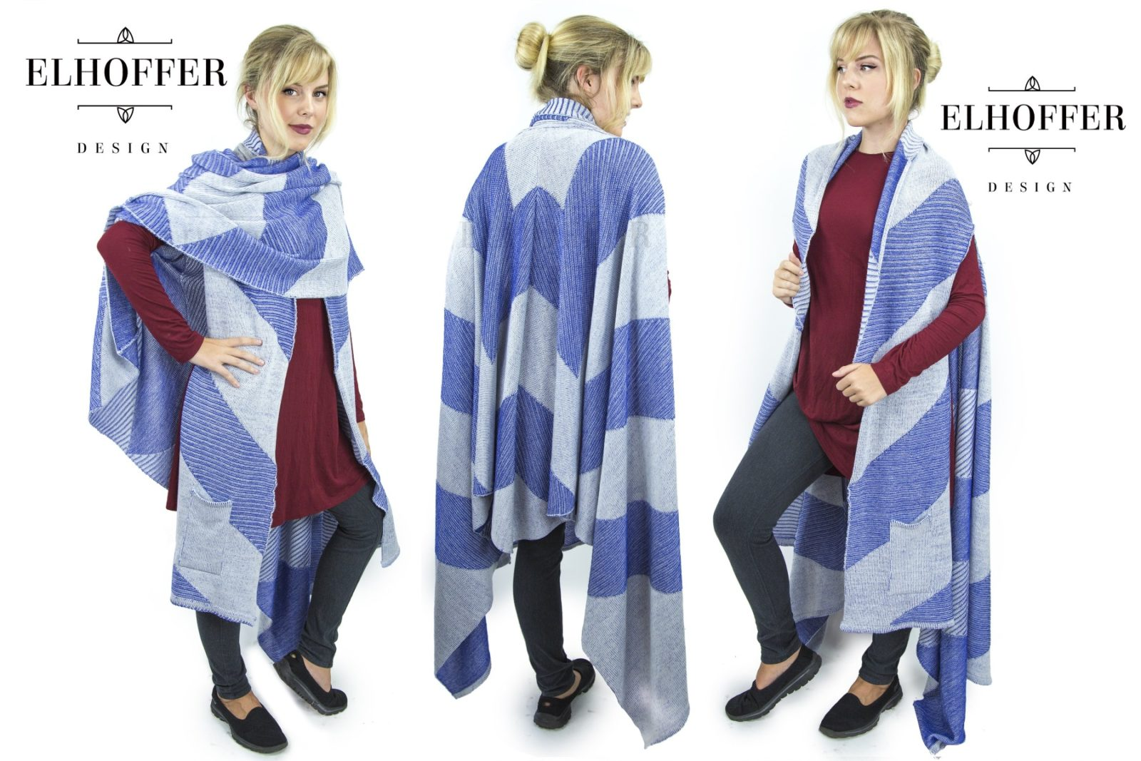 Ahsoka Inspired Cardigan by Elhoffer Design