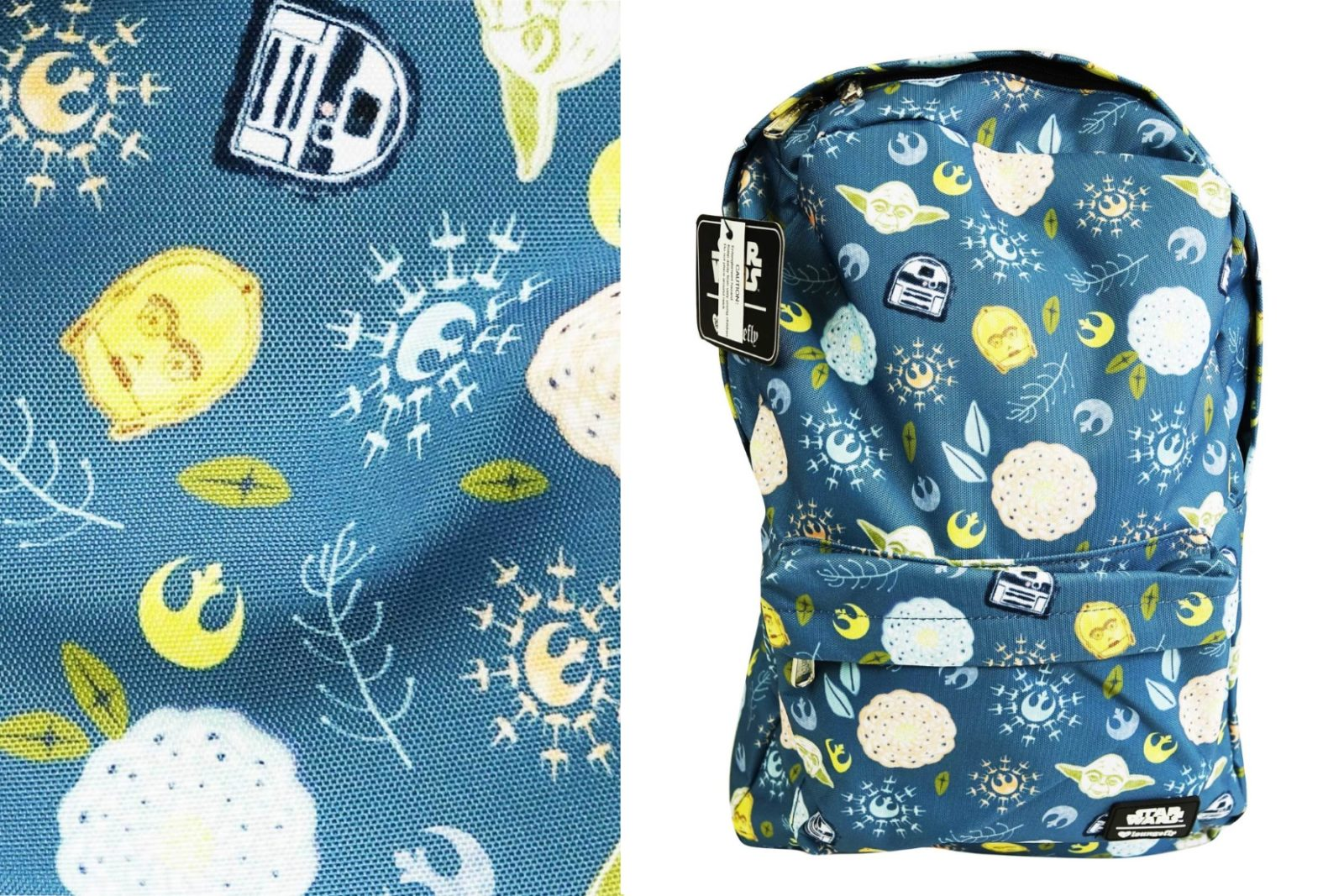 New Loungefly x Star Wars Printed Backpack