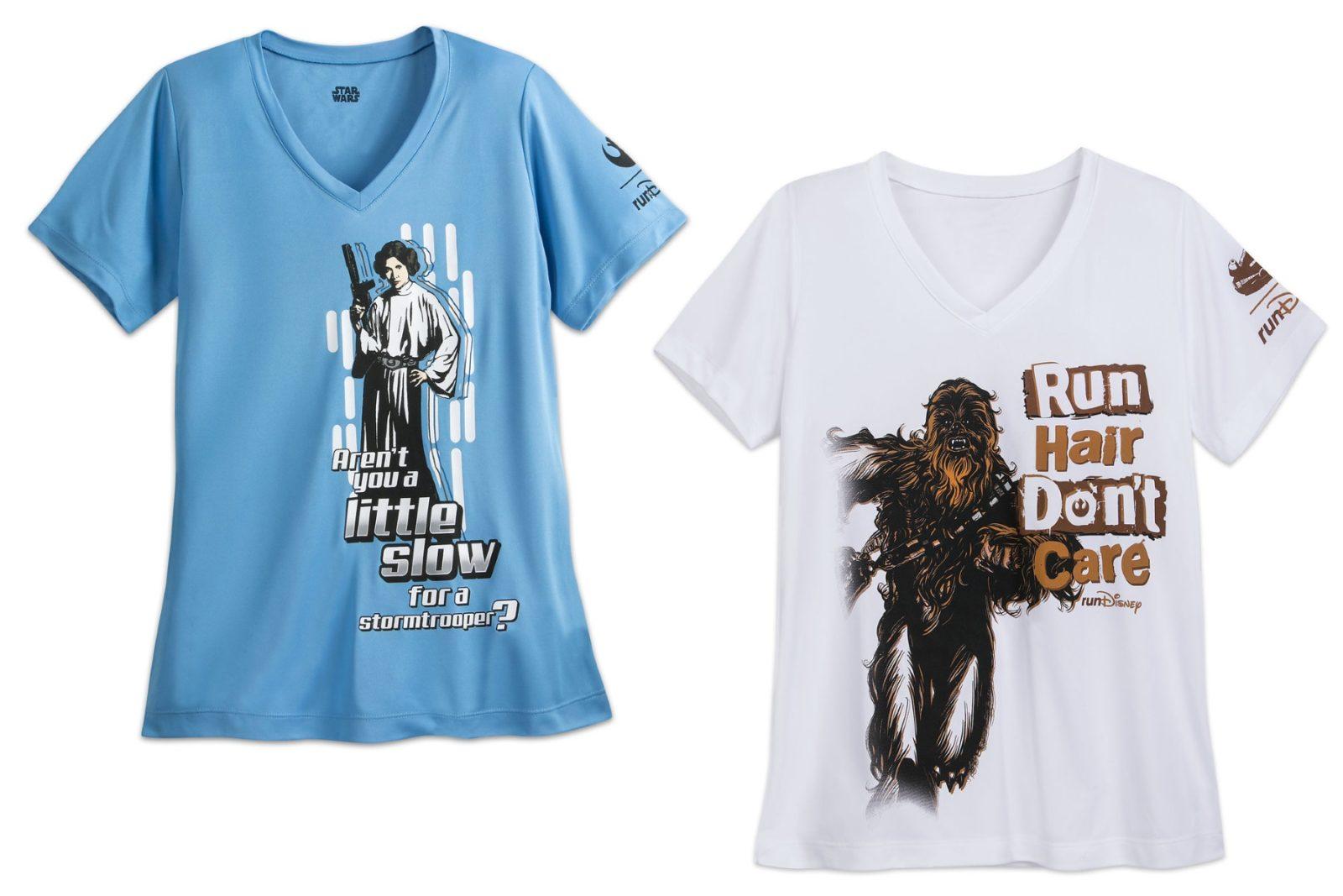 Women's Run Disney Star Wars T-Shirts