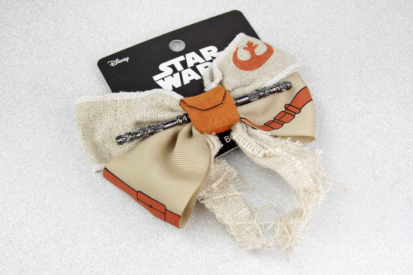 Review Loungefly Star Wars Rey Hair Bow The Kessel Runway