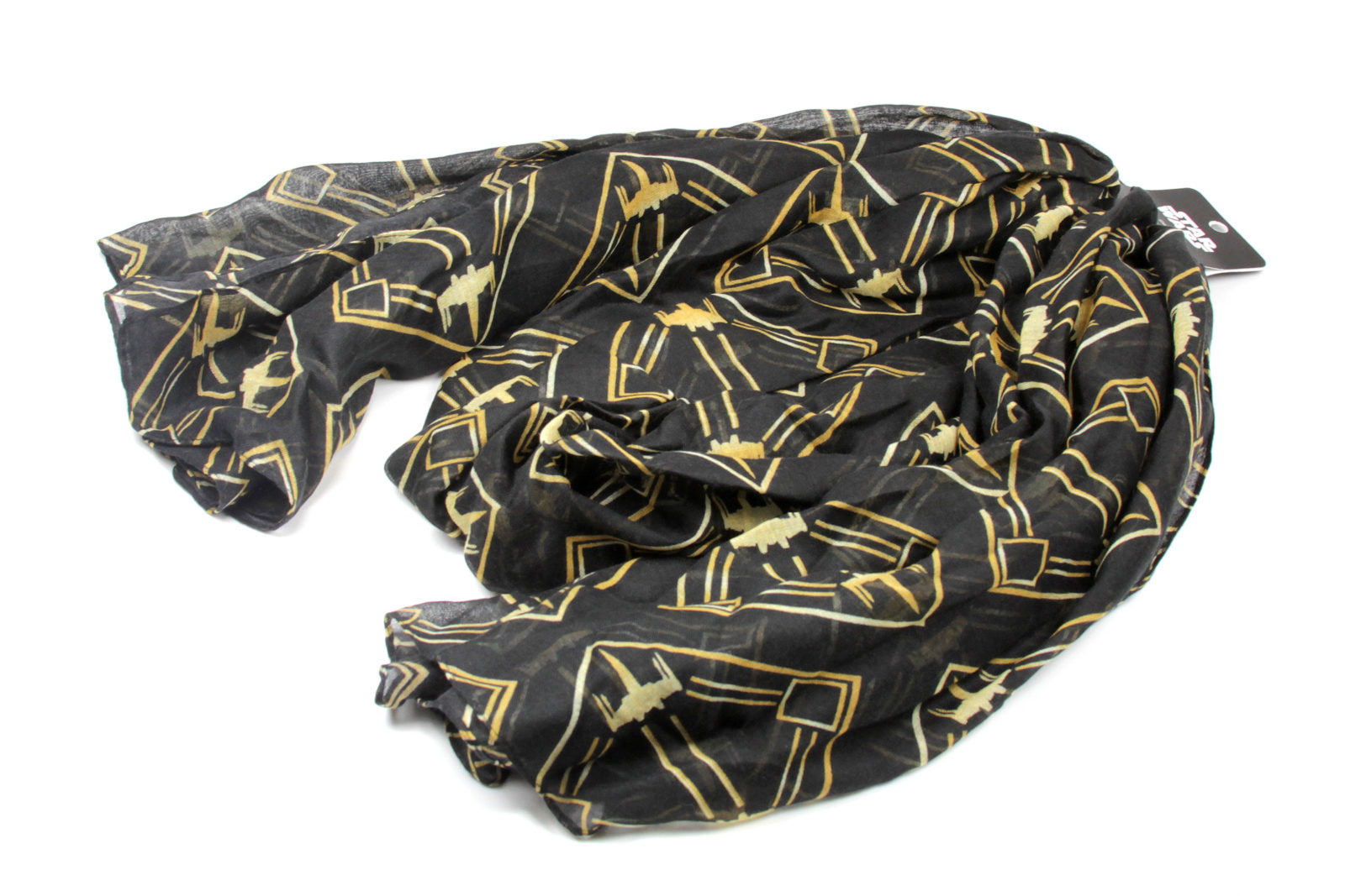 Review – Loungefly Art Deco X-Wing Scarf