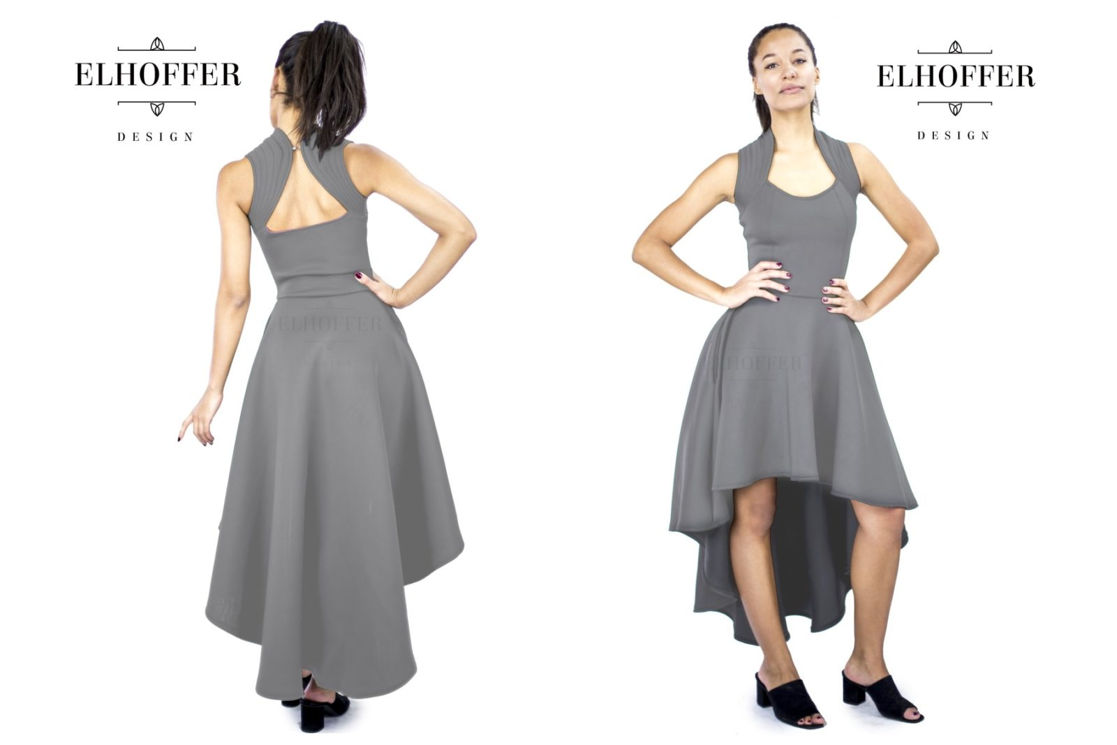 New Commander Dress By Elhoffer Design