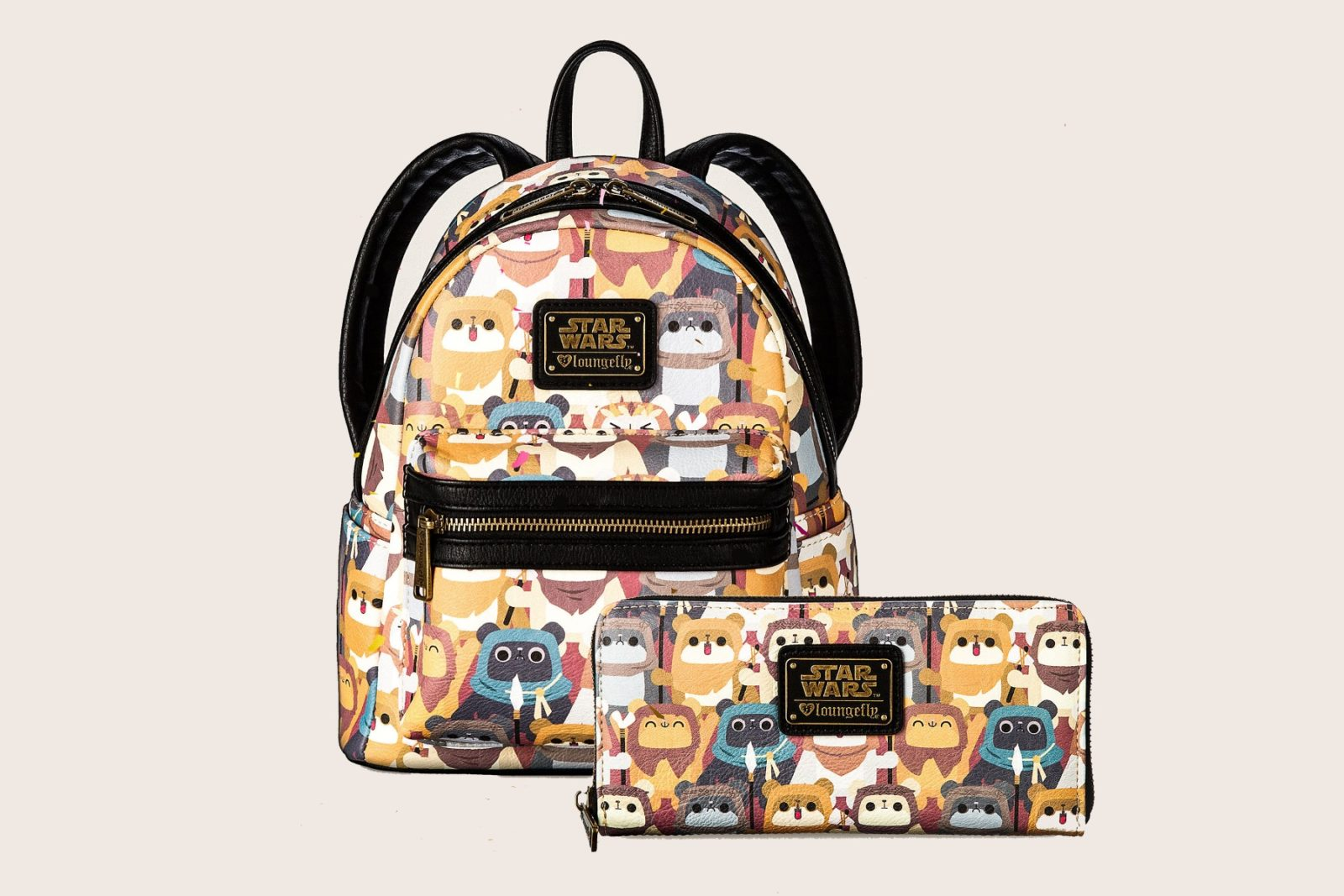 Loungefly Ewok Backpack at Shop Disney