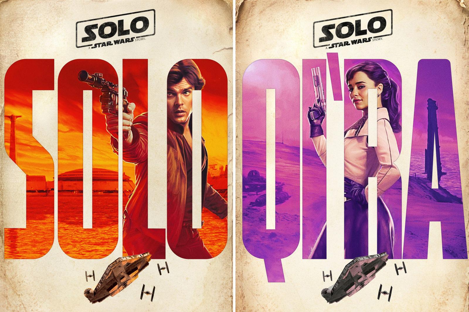 Full Teaser Trailer for Solo: A Star Wars Story