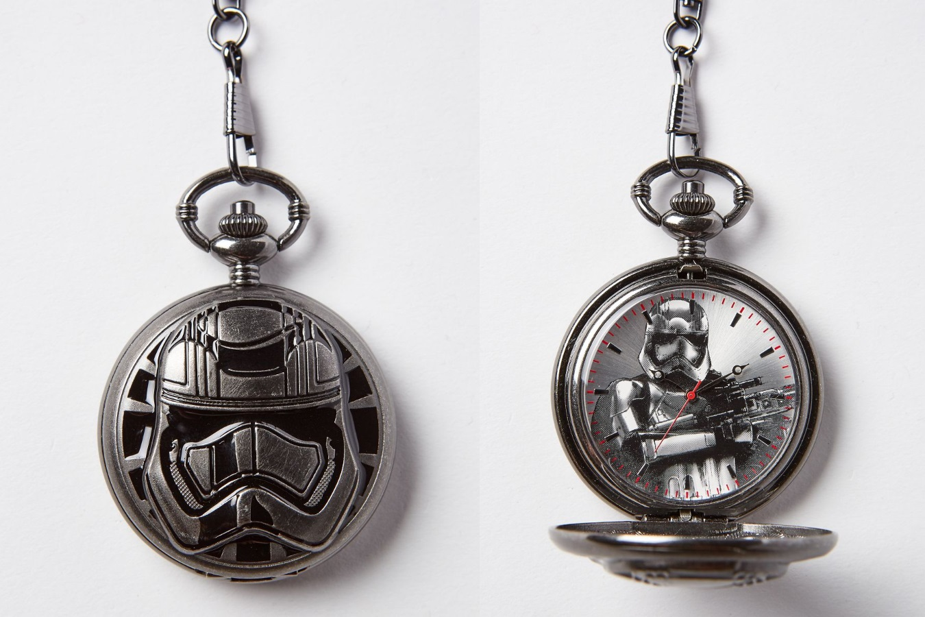 Captain Phasma Pocket Watch at Spencers