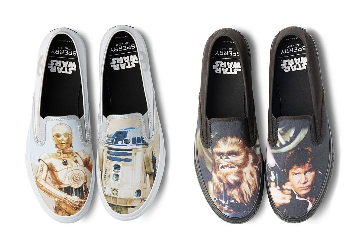 Sperry x Star Wars Collection Launch