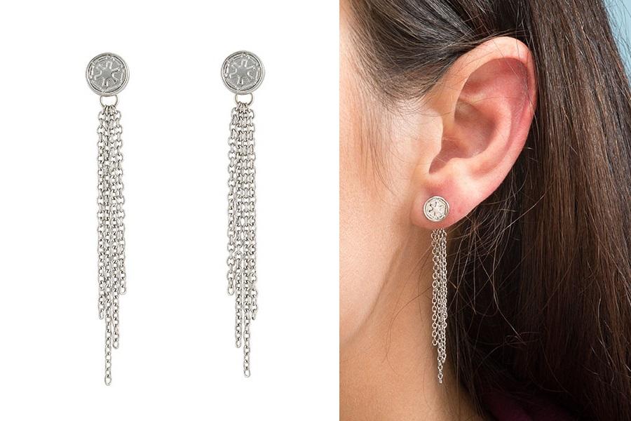 New Star Wars Imperial Chandelier Earrings
