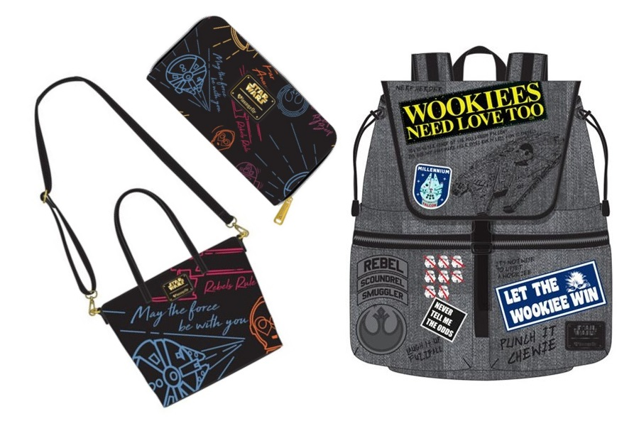 New Loungefly x Star Wars Range Pre-Orders