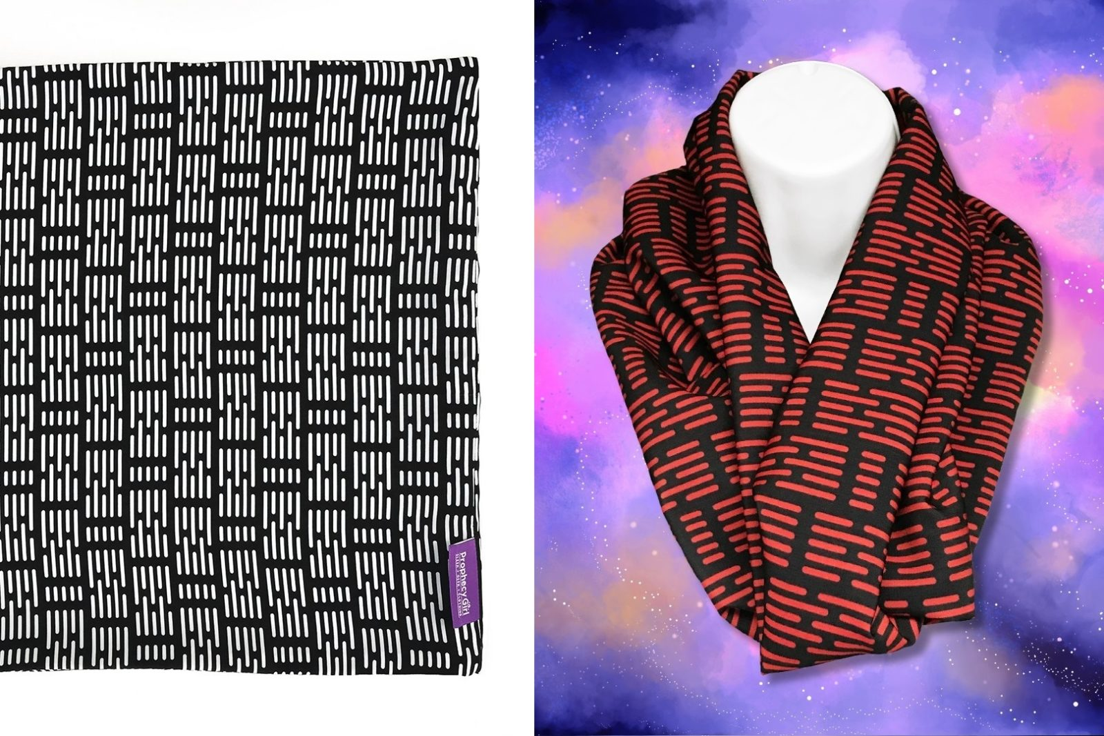 New Prophecy Girl Star Wars Inspired Scarf