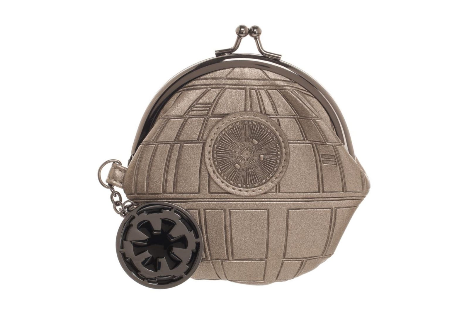Star Wars Death Star Kisslock Coin Purse
