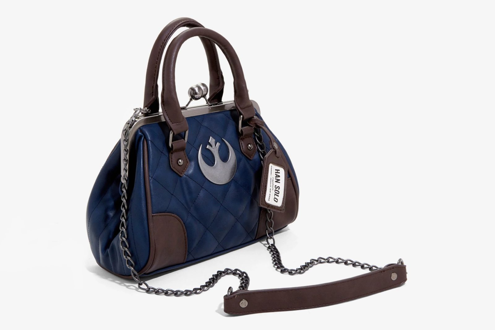 Bioworld Hoth Han Solo Handbag at Hot Topic