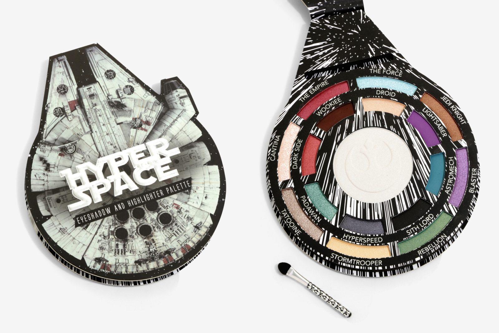 Her Universe x Star Wars Makeup Palette!