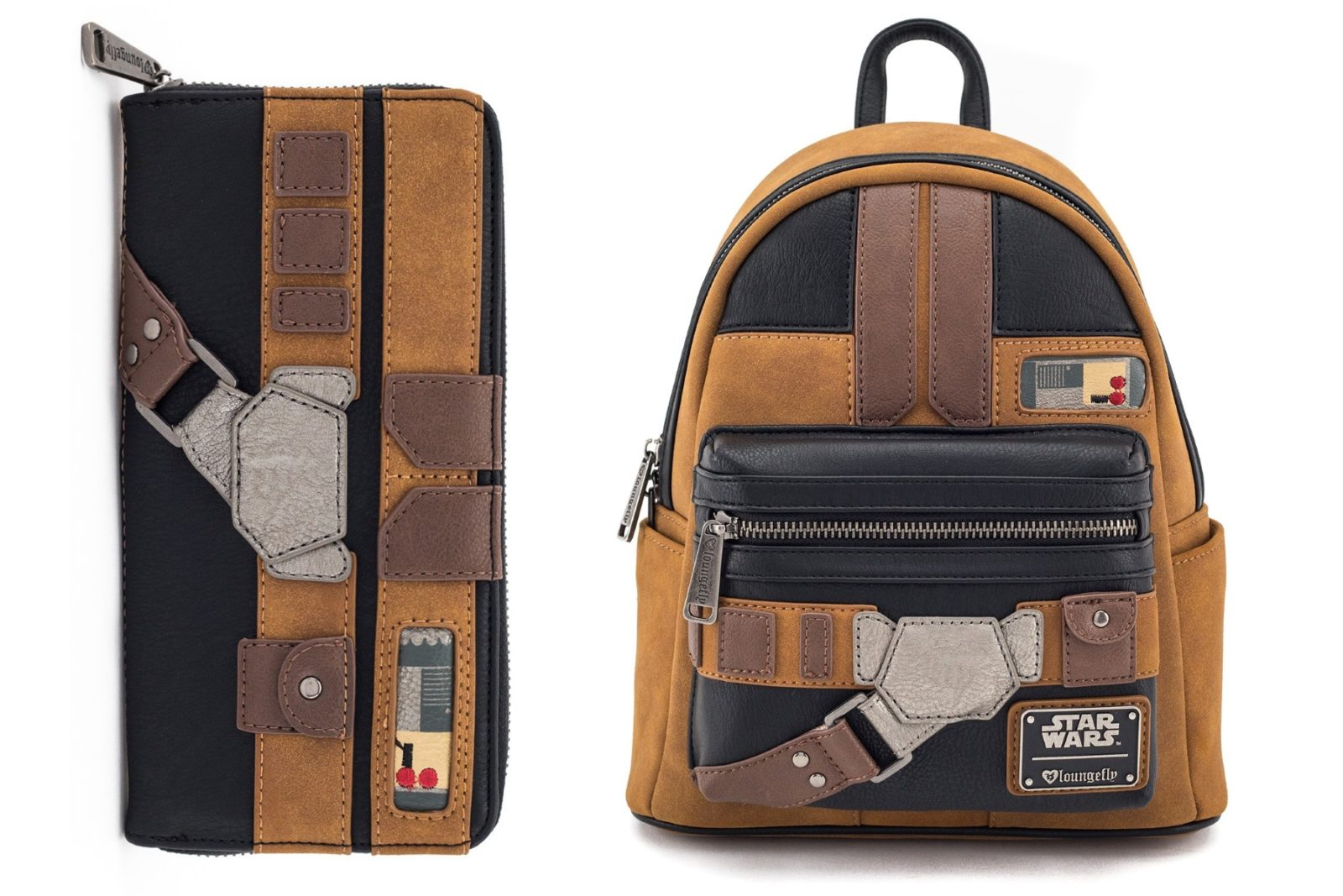 Loungefly Han Solo Cosplay Mini Backpack