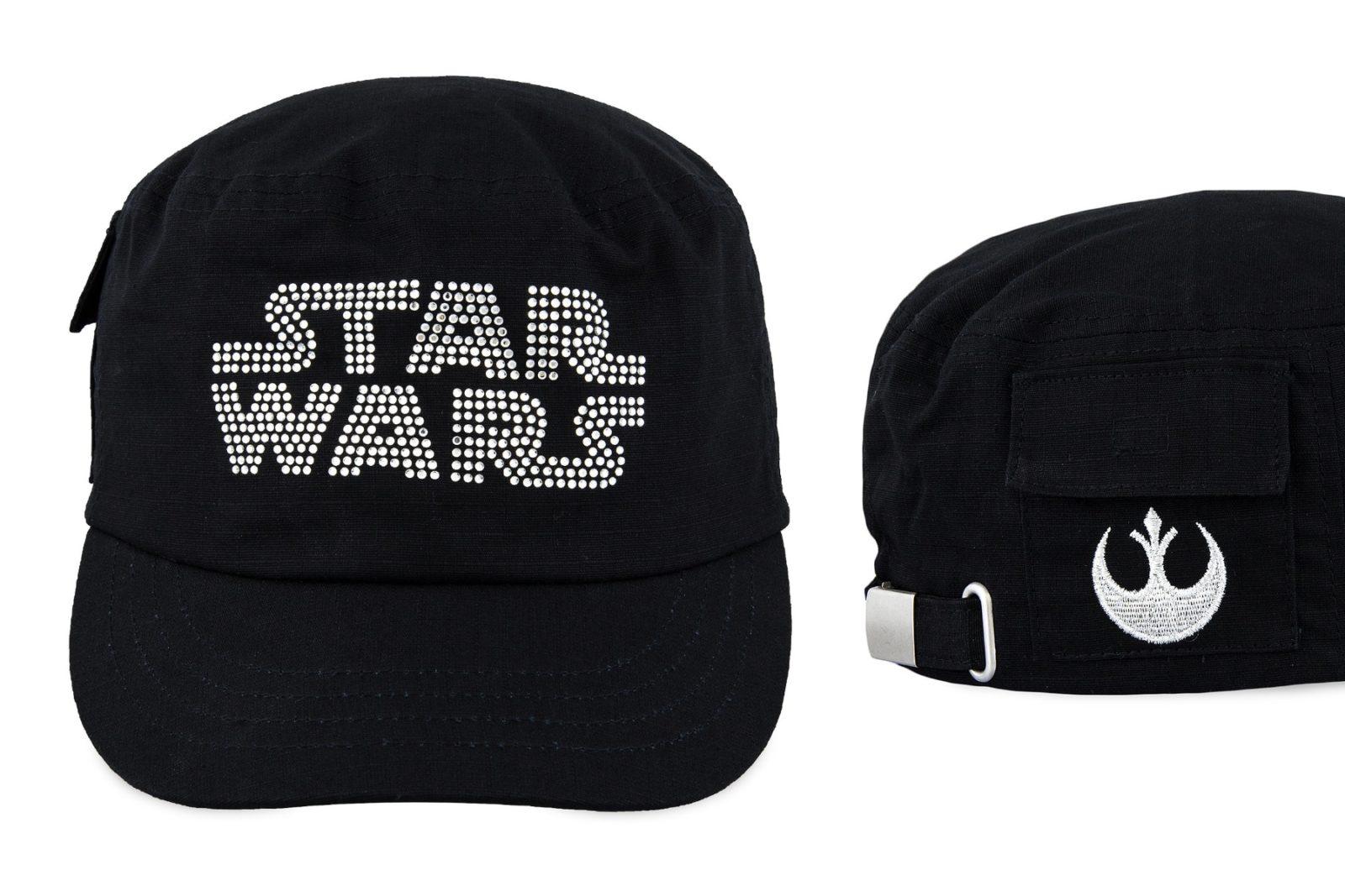 Women's Star Wars Rhinestone Logo Cap at Shop Disney