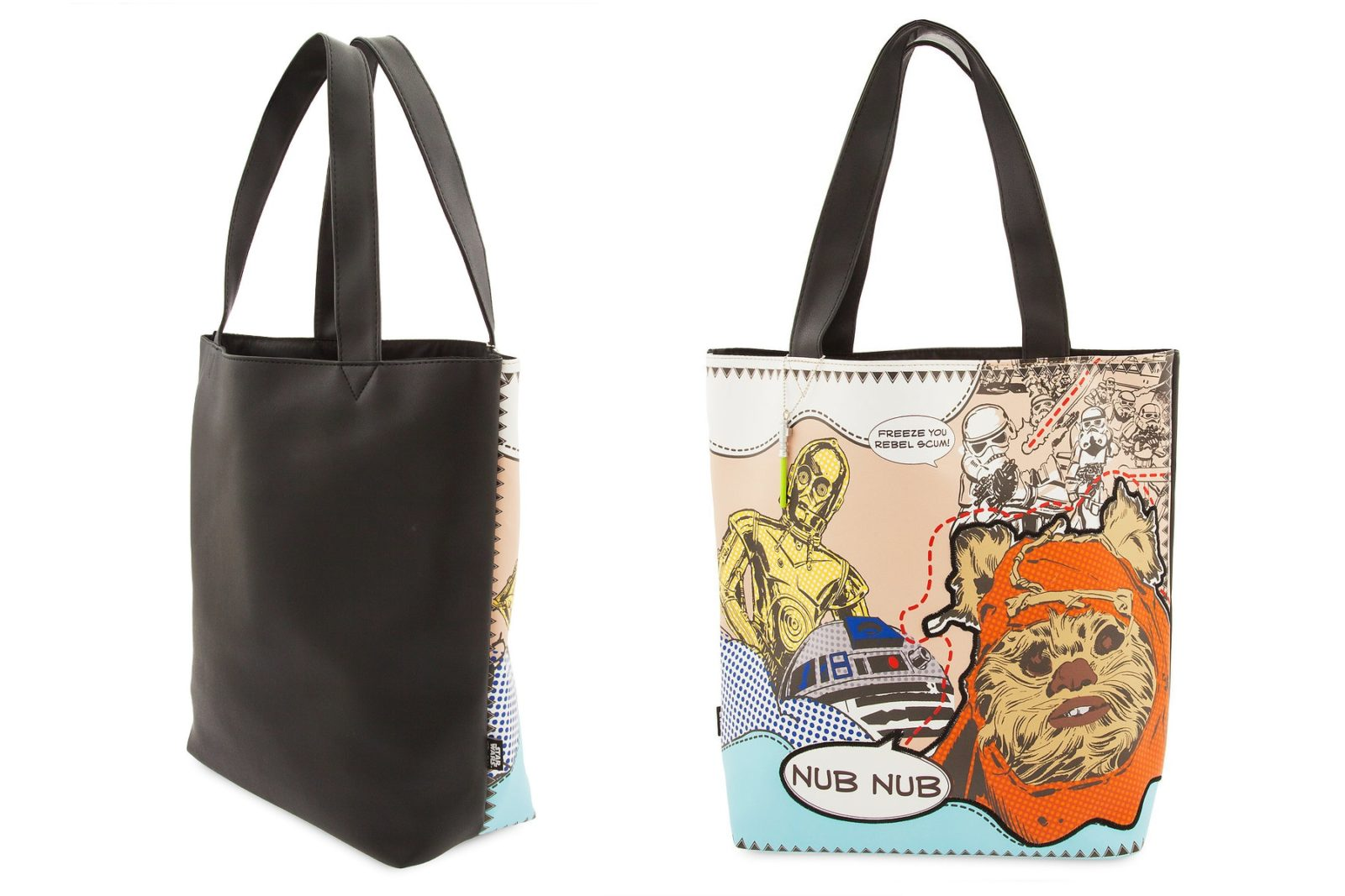Star Wars ROTJ 35th Anniversary Tote Bag
