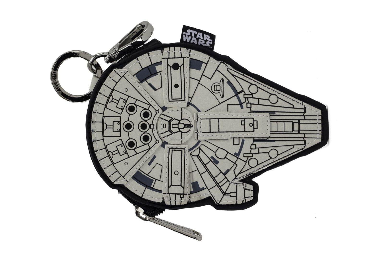 Loungefly Solo Millennium Falcon Coin Purse