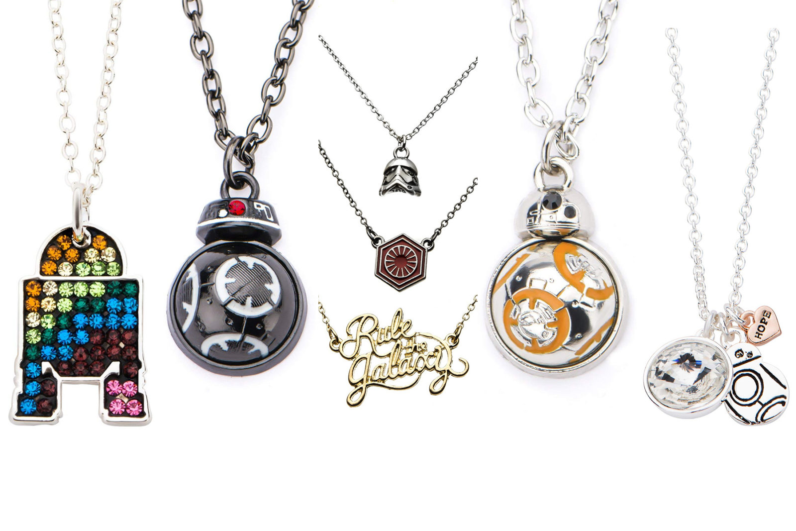 Leia's List - Star Wars Necklaces Under US$10