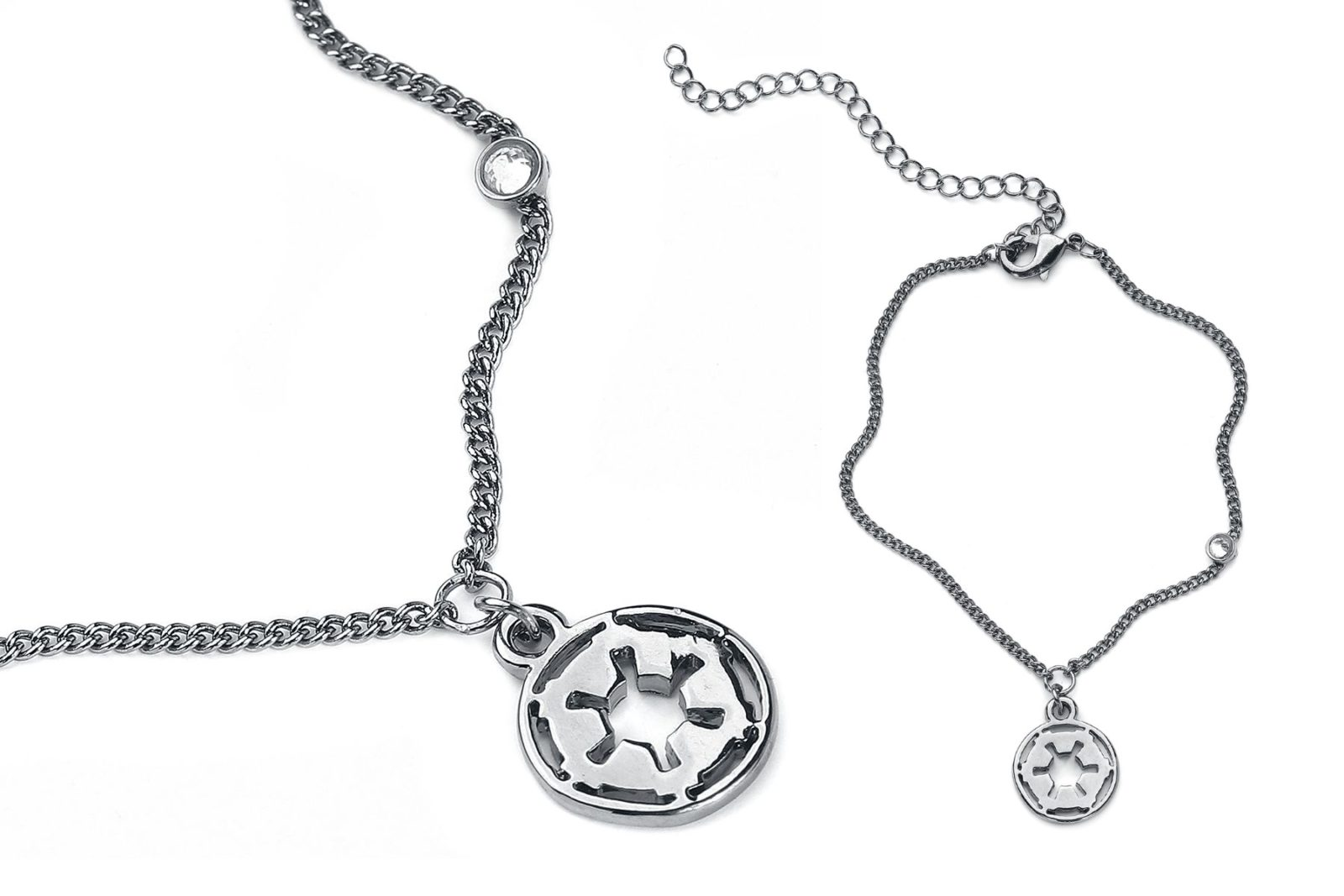Galactic Empire Symbol Bracelet at EMP Online