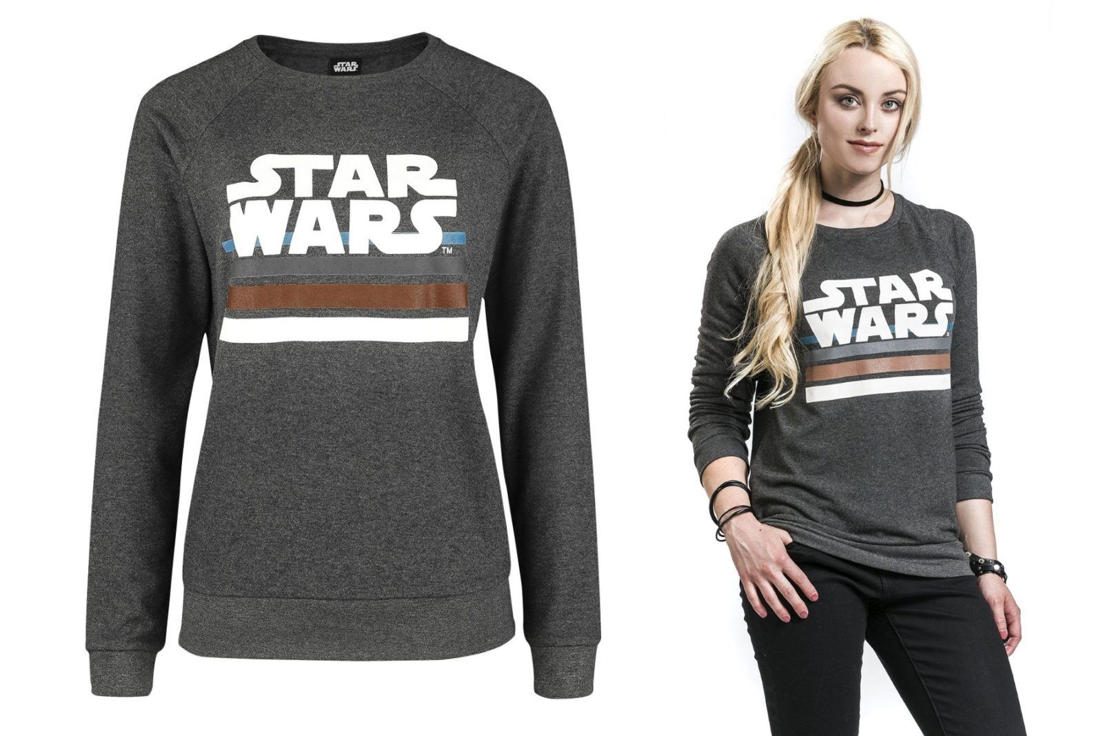 Star Wars Logo Sweatshirt at EMP Online