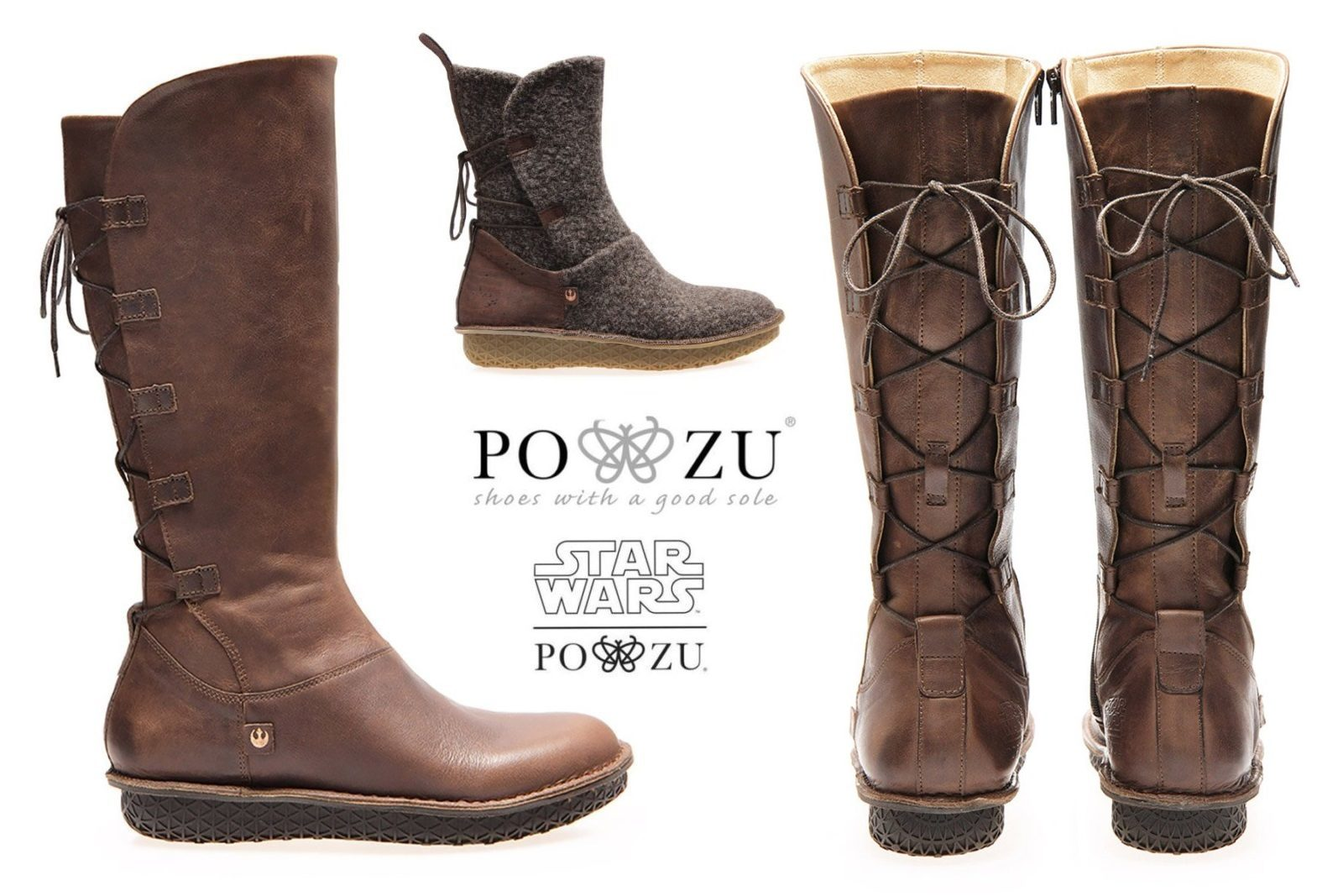 Fantastic Discount Offer on Po-Zu Rey Boots!