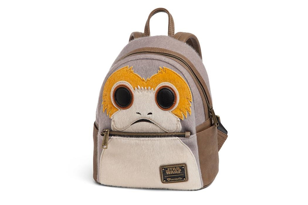 SDCC Exclusive Porg Backpack at ThinkGeek