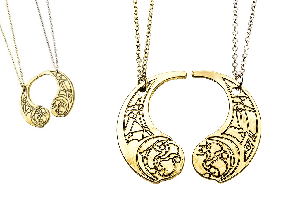 TLJ Haysian Smelt Necklace Set On Sale