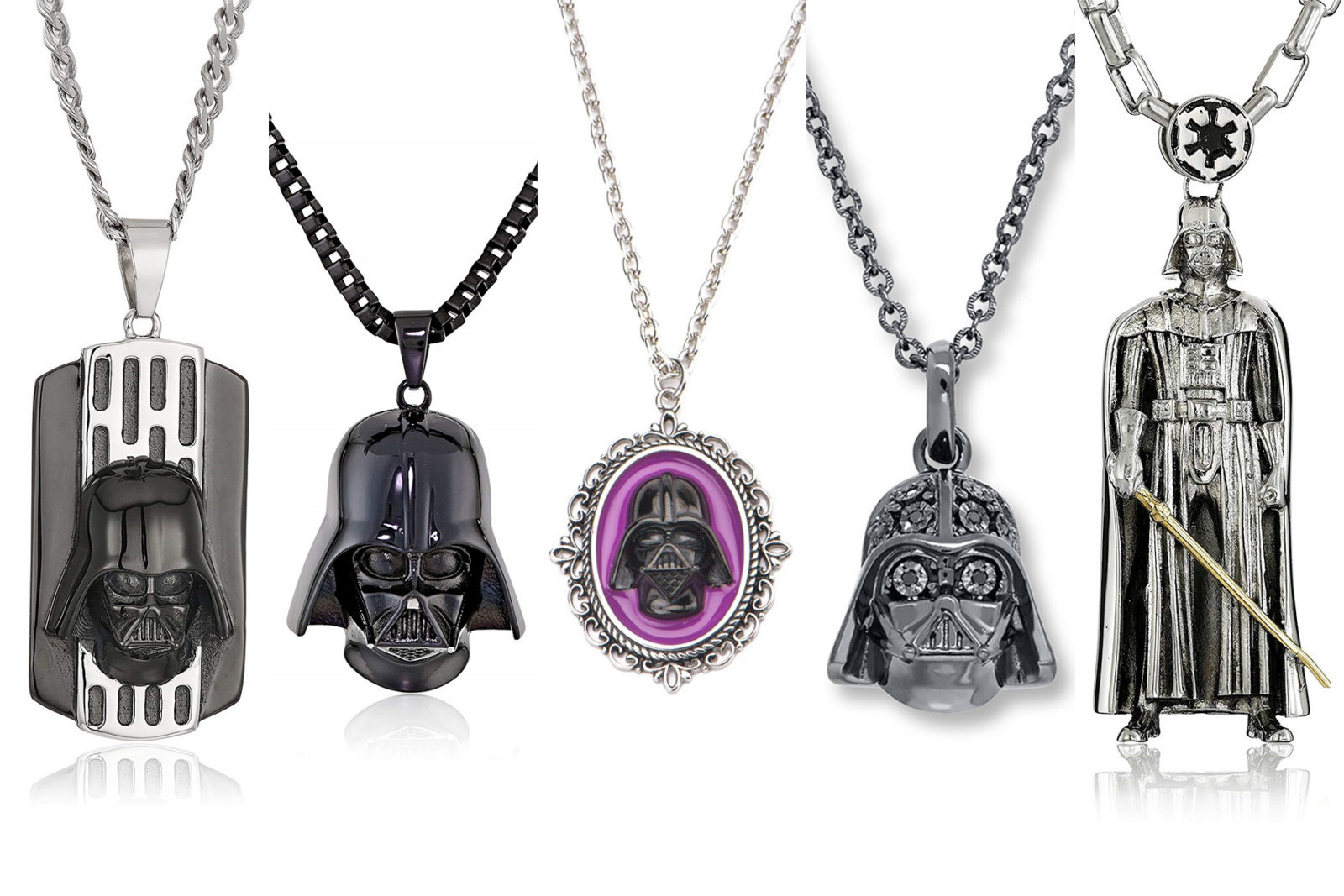 Leia's List – Star Wars Darth Vader Necklaces