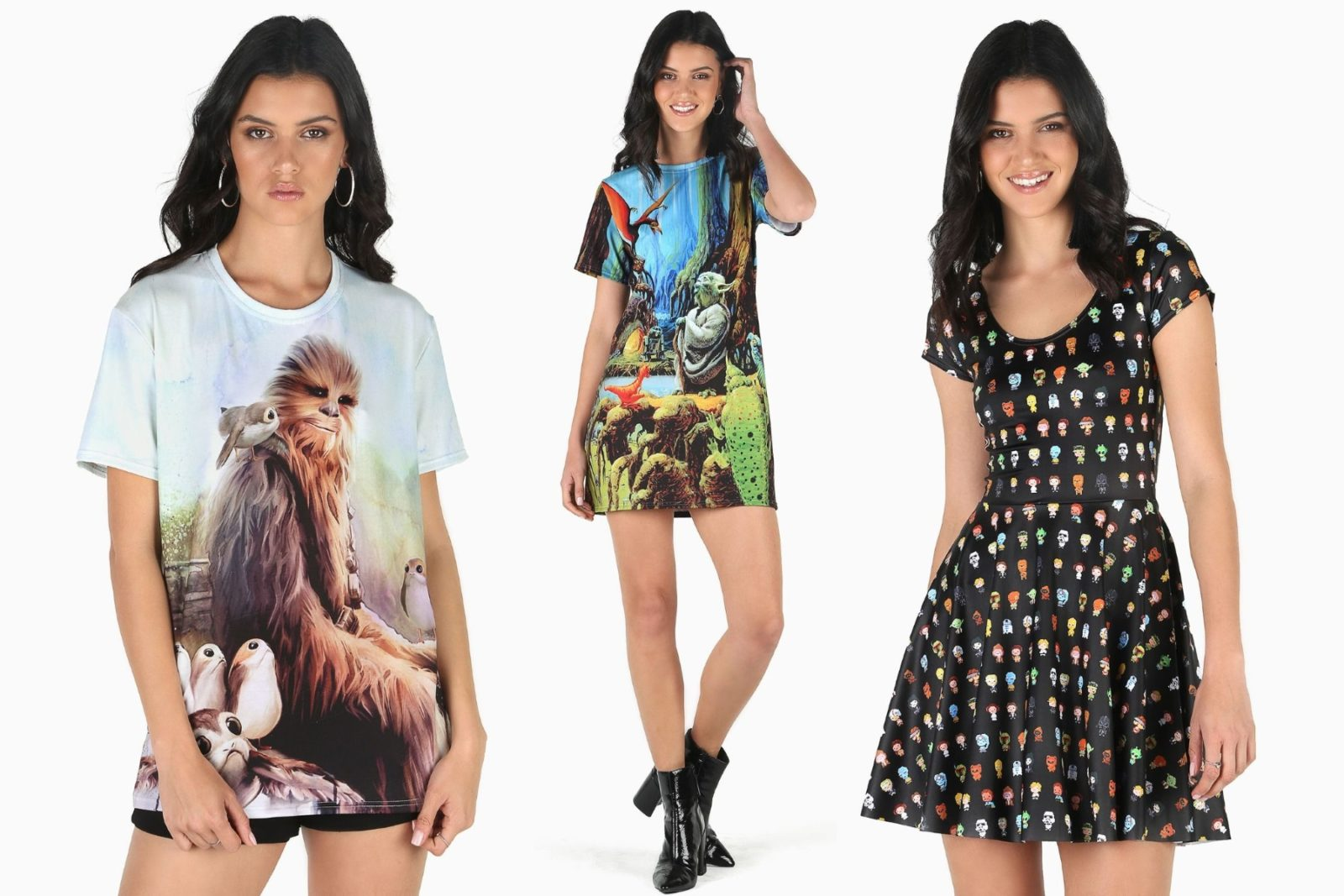 Black Milk Clothing x Star Wars 2018 Collection Launch