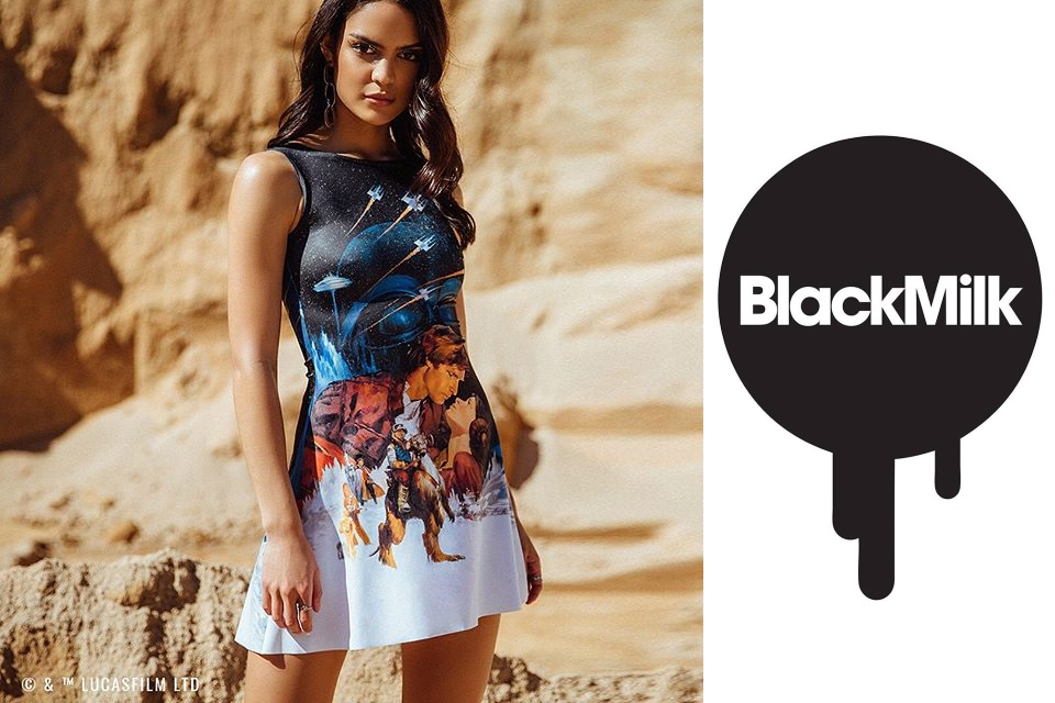 New Black Milk Clothing x Star Wars Collection!