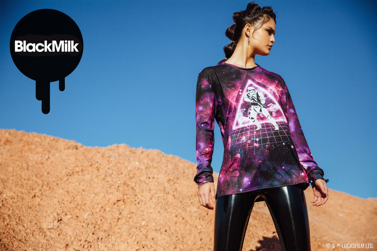 Black Milk Clothing x Star Wars Lookbook!
