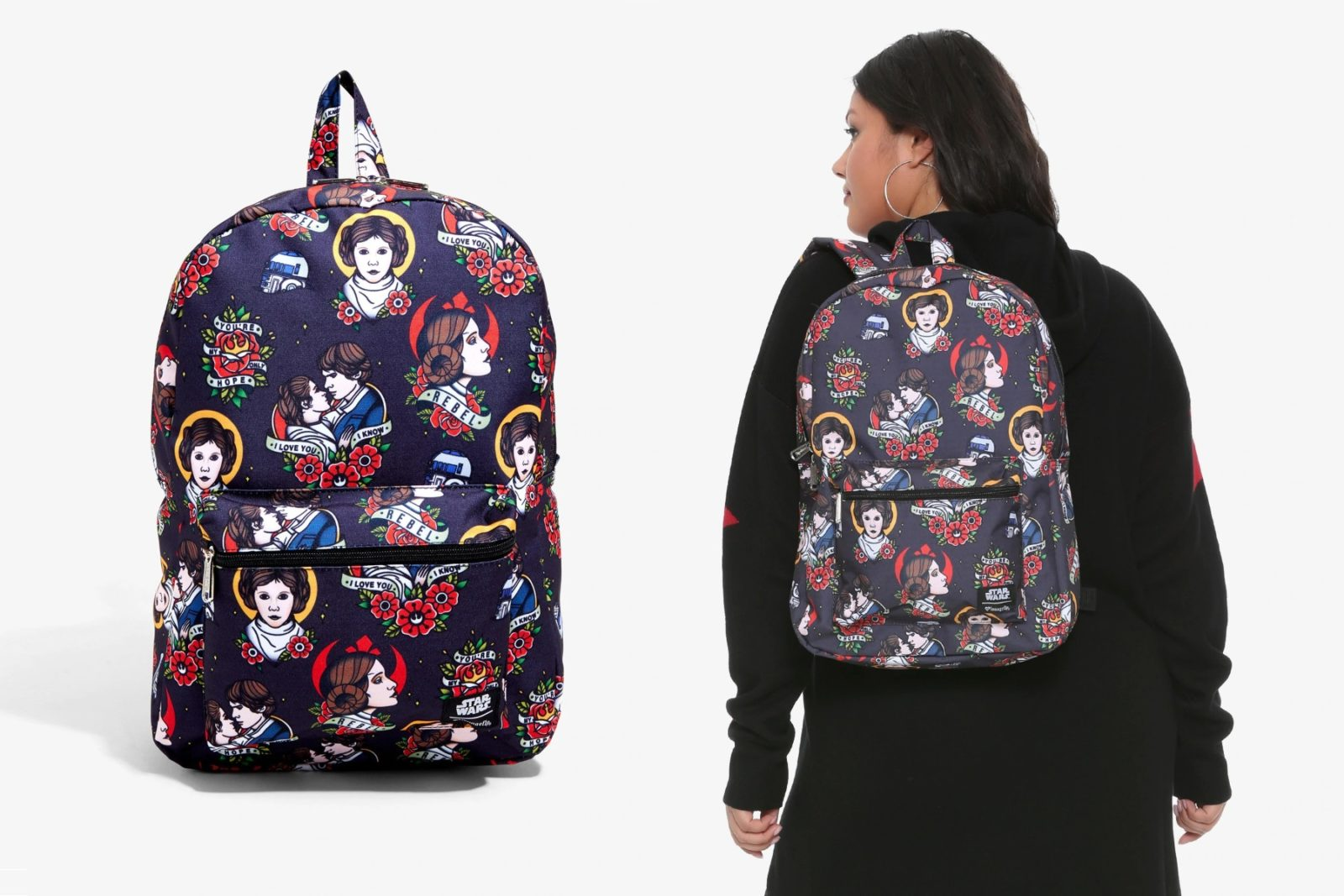 Loungefly Leia & Han Backpack on Sale