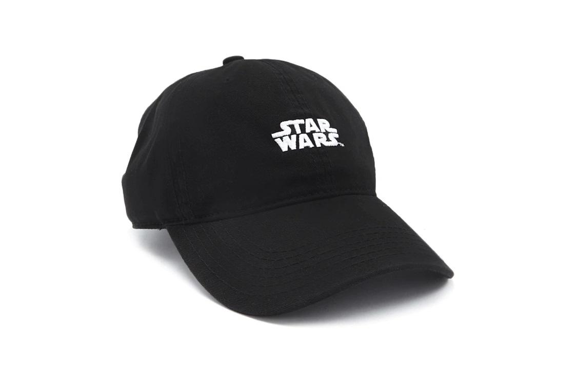Star Wars Logo Cap at Forever 21