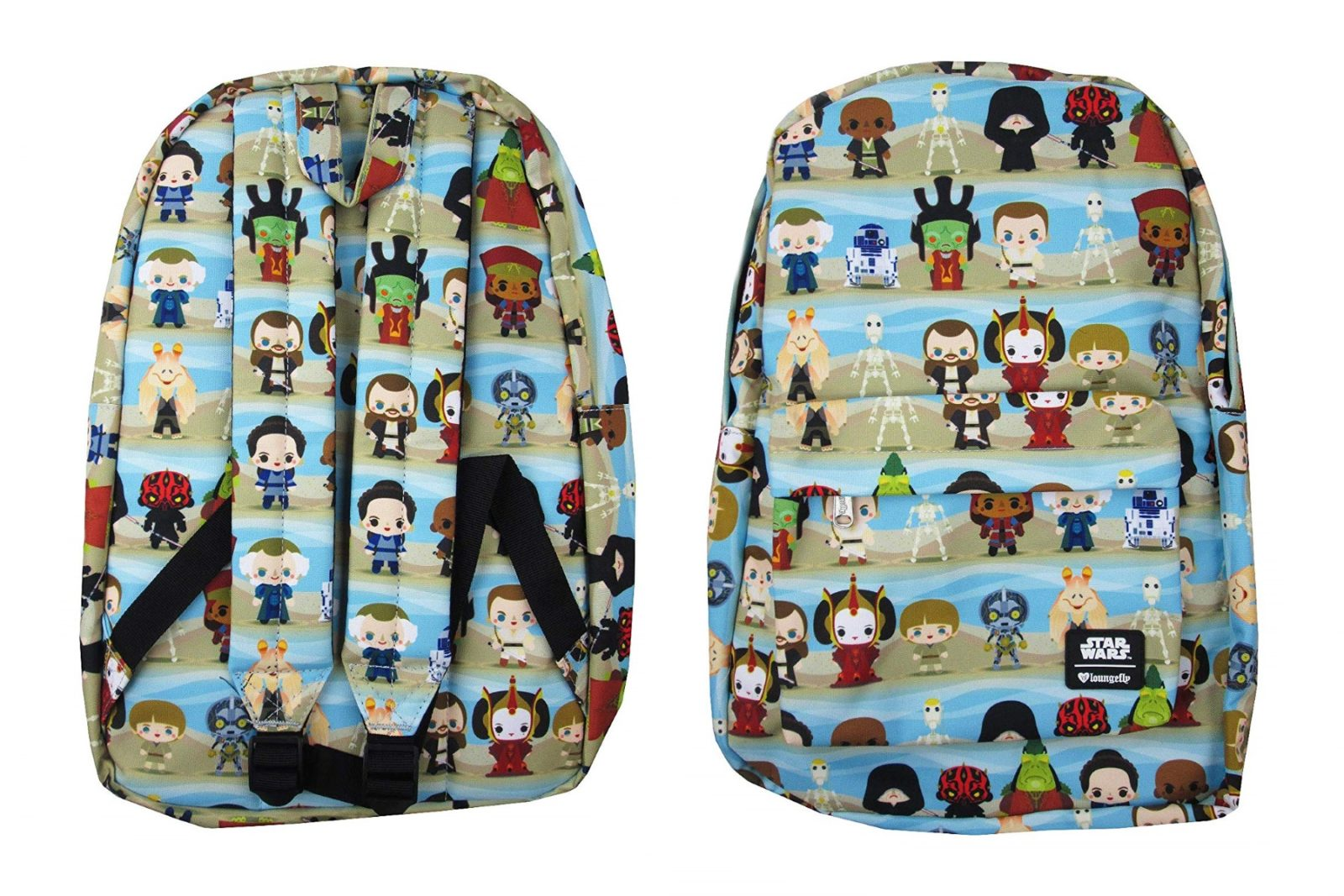Loungefly TPM Chibi Backpack on Amazon!