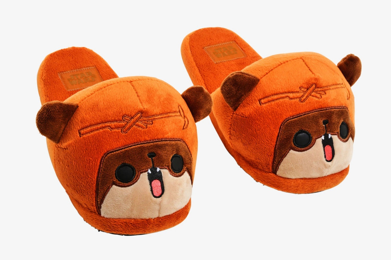 Cute Wicket Ewok Slippers at Box Lunch