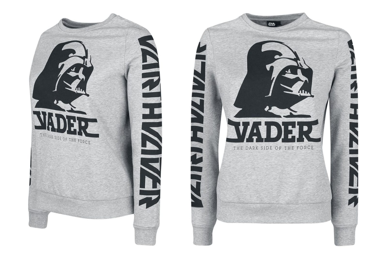 Women's Darth Vader Sweatshirt at EMP Online