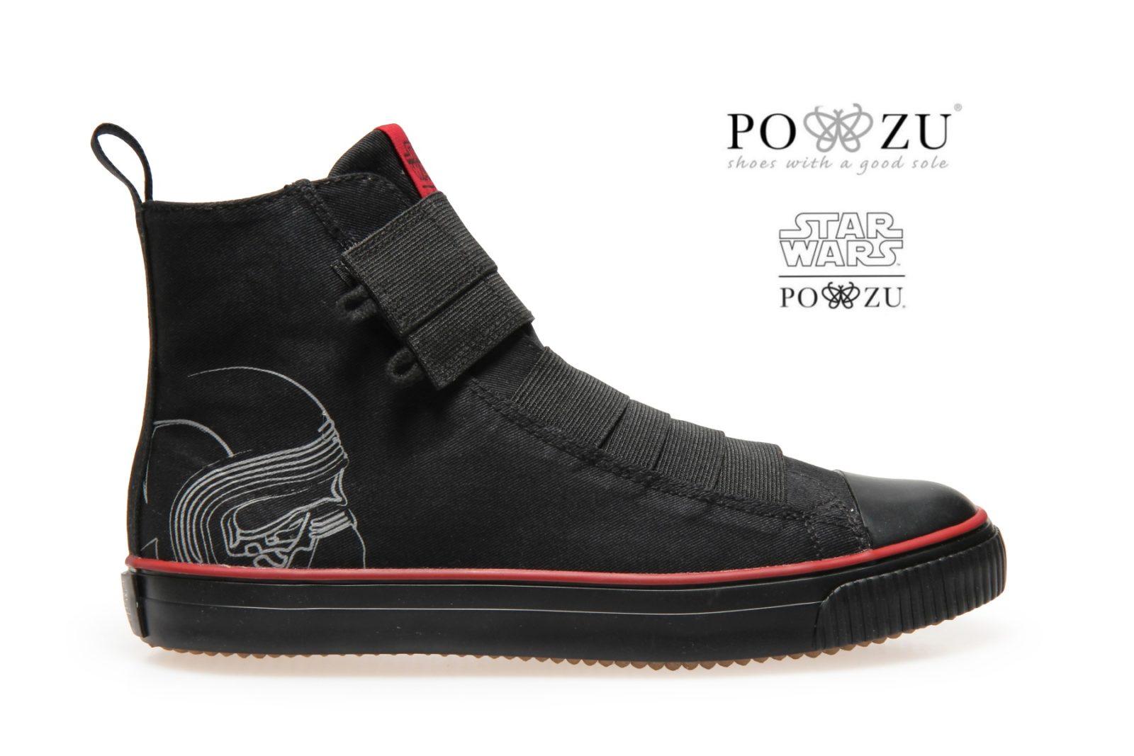 New Po-Zu x Star Wars Kylo Ren Sneakers!