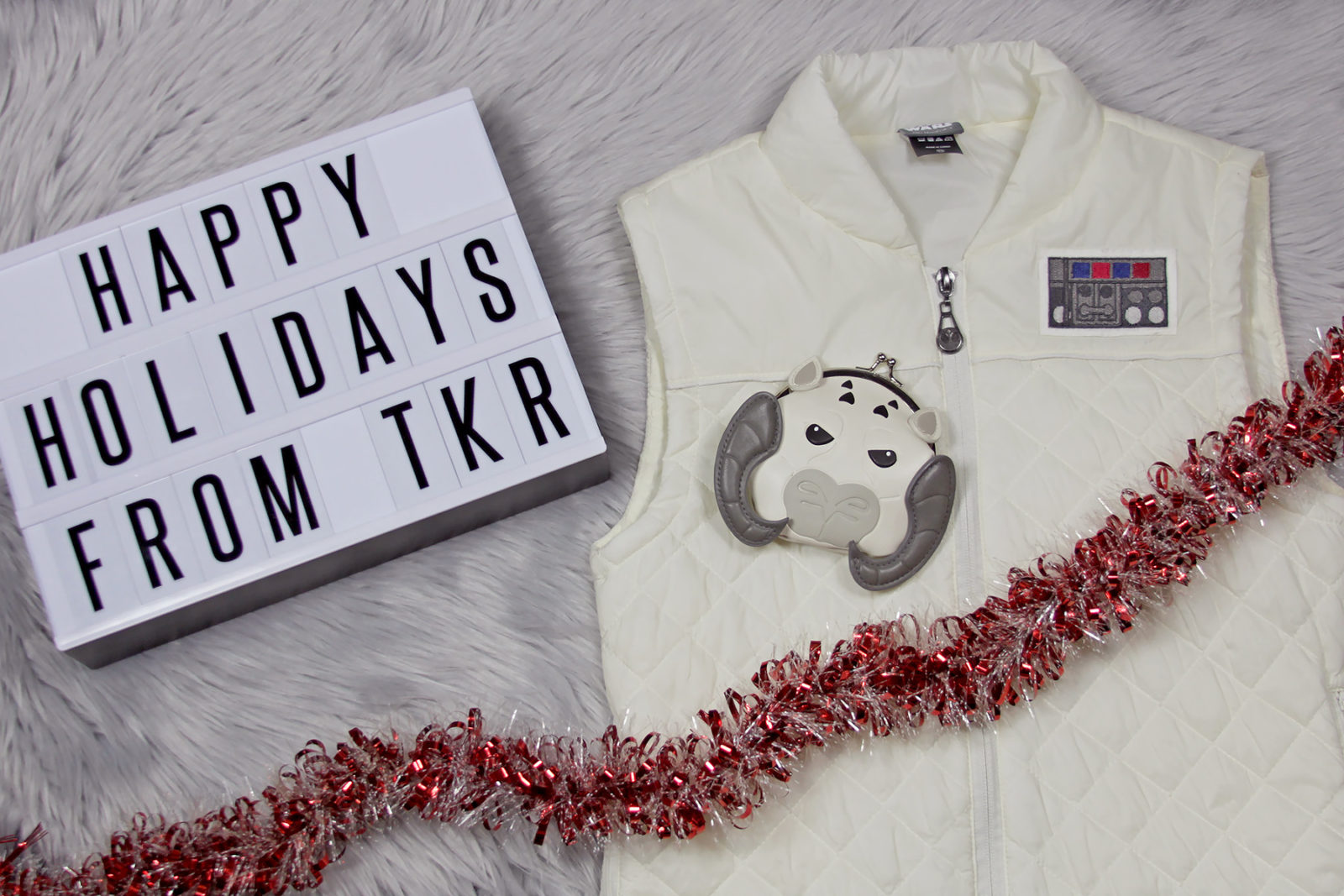 Happy Holidays from TKR for 2018!