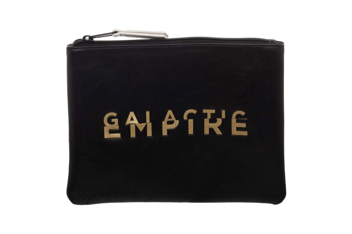 Bioworld Galactic Empire Zip-Up Pouch