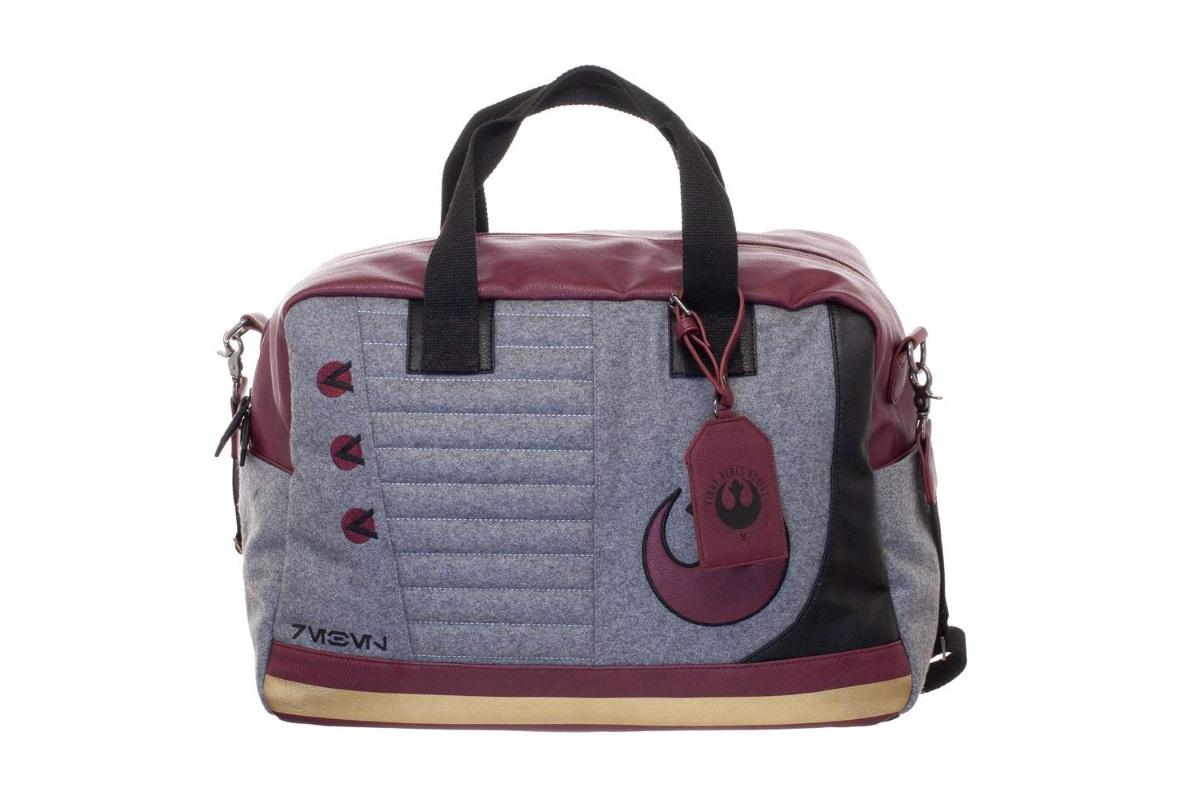 Bioworld x Star Wars Rebel Alliance Duffle Bag Luggage
