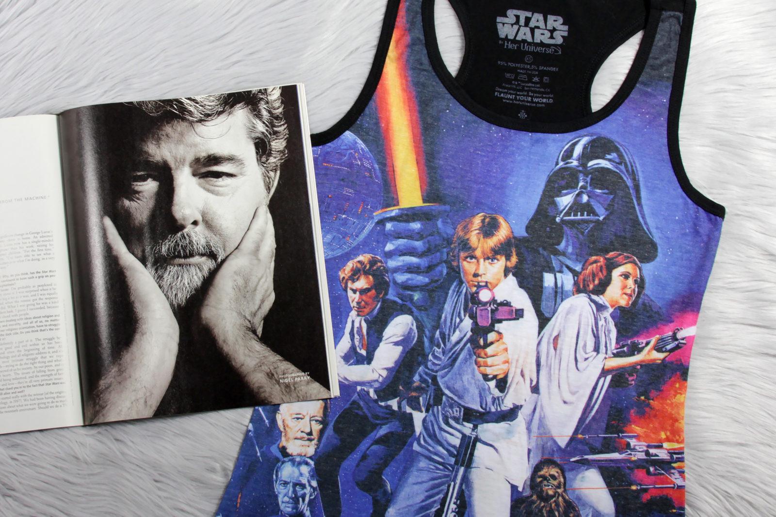 Happy Birthday George Lucas!